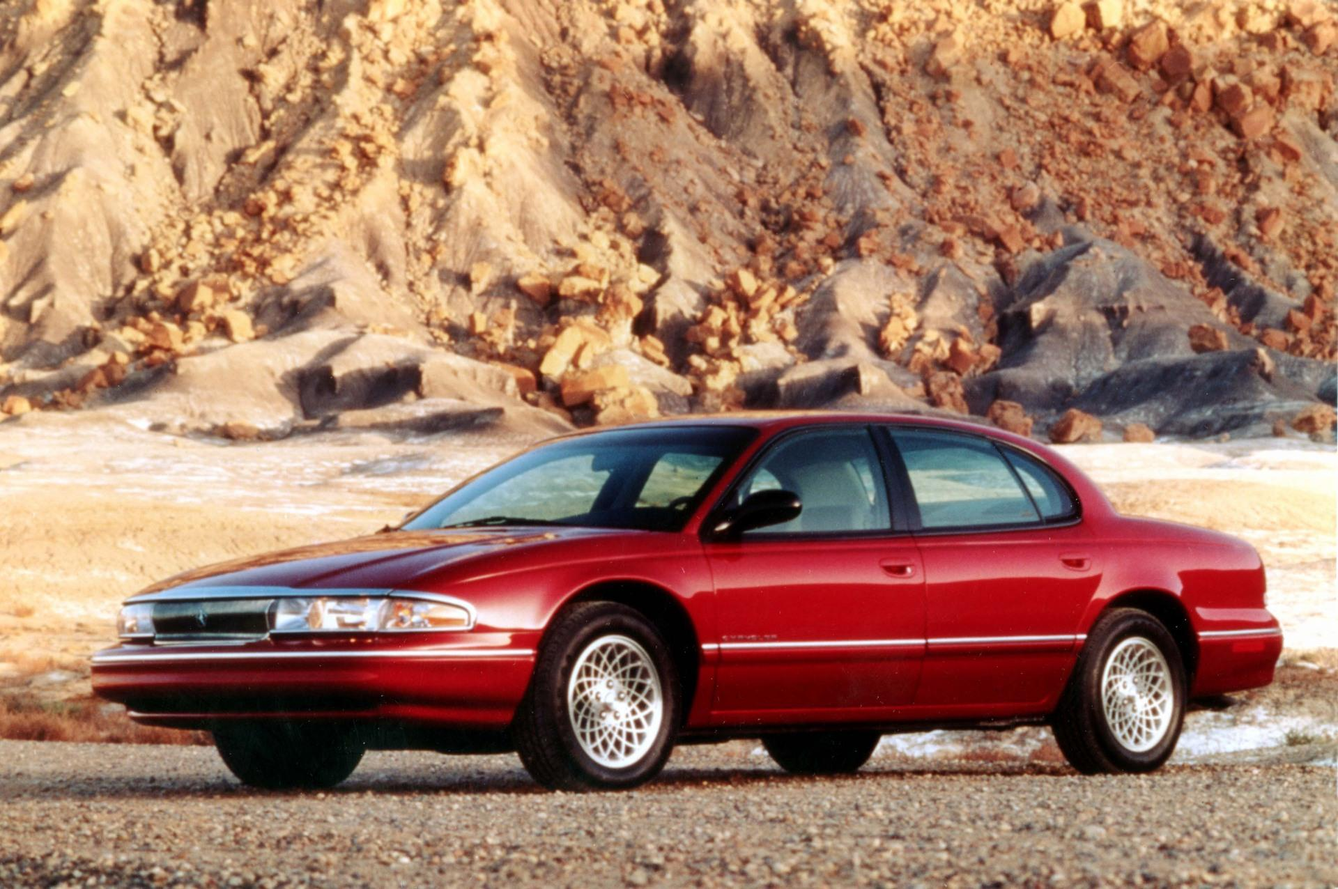 1994 chrysler new yorker pictures history value research news conceptcarz com