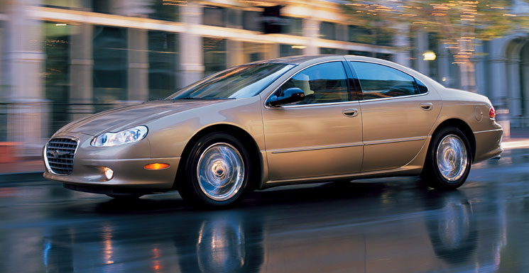 2004 chrysler concorde. Cars Review. Best American Auto & Cars Review