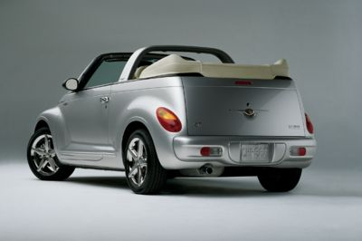 2005 chrysler pt cruiser pictures history value. Black Bedroom Furniture Sets. Home Design Ideas