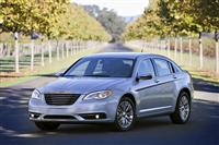 2012 Chrysler 200 image.