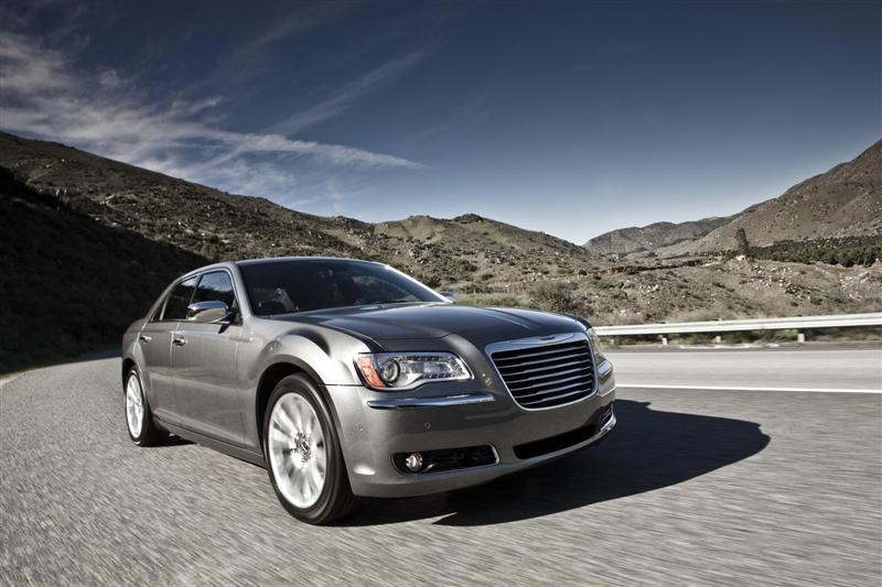 2012 Chrysler 300 Image
