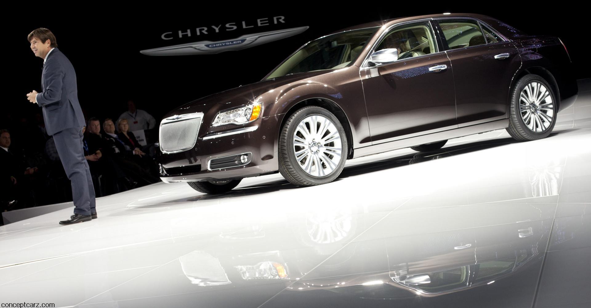 2012 chrysler 300c executive series technical. Black Bedroom Furniture Sets. Home Design Ideas