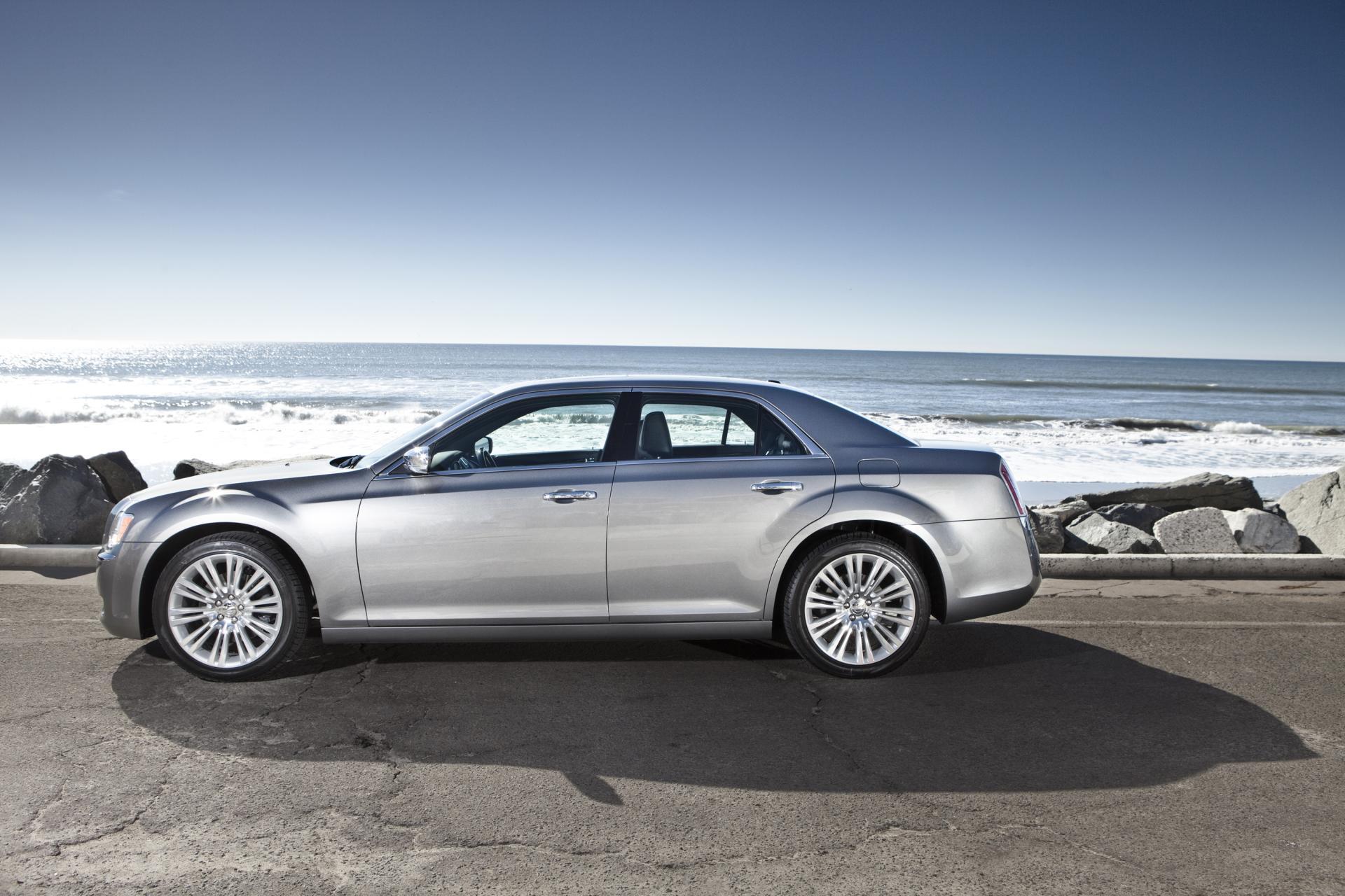 2014 Chrysler 300 Cordoba Concept