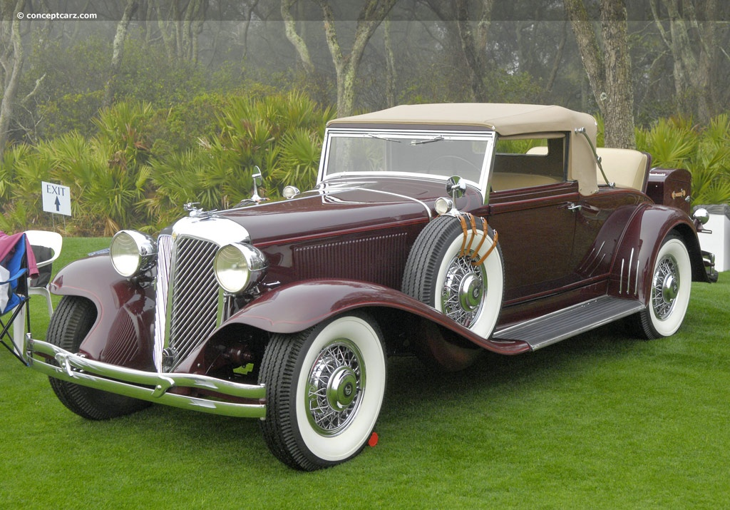 1931 Chrysler Cg Imperial Image