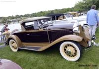 1931 Chrysler CM Six
