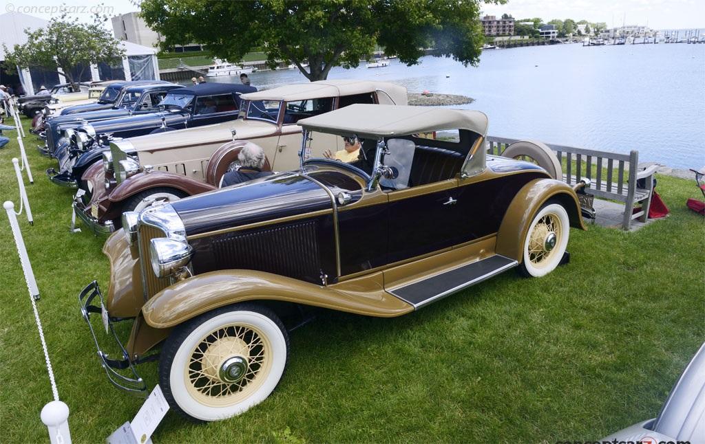 1931 Chrysler CM Six photos