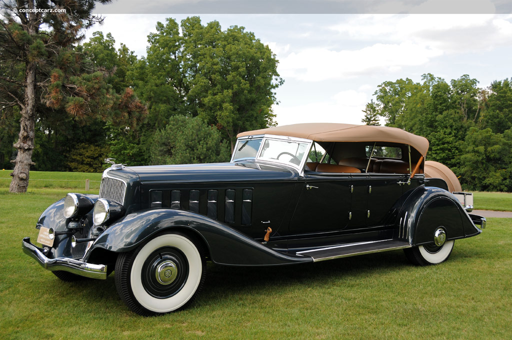 Auction Results And Data For 1933 Chrysler Cl Custom