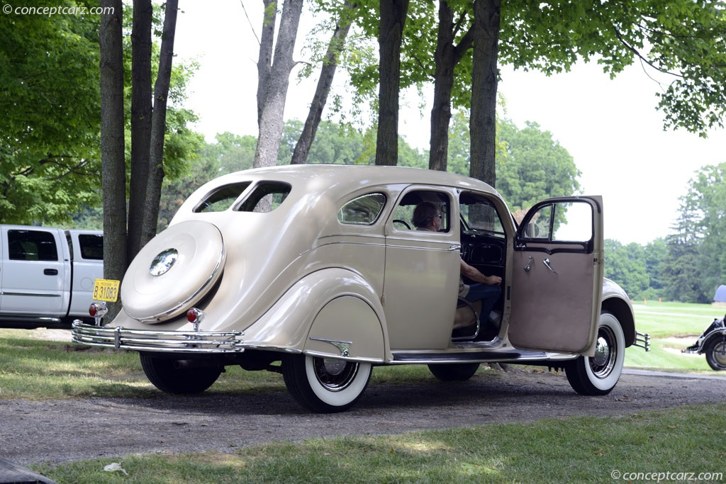 1934 Chrysler Airflow Series Cu Conceptcarz Com