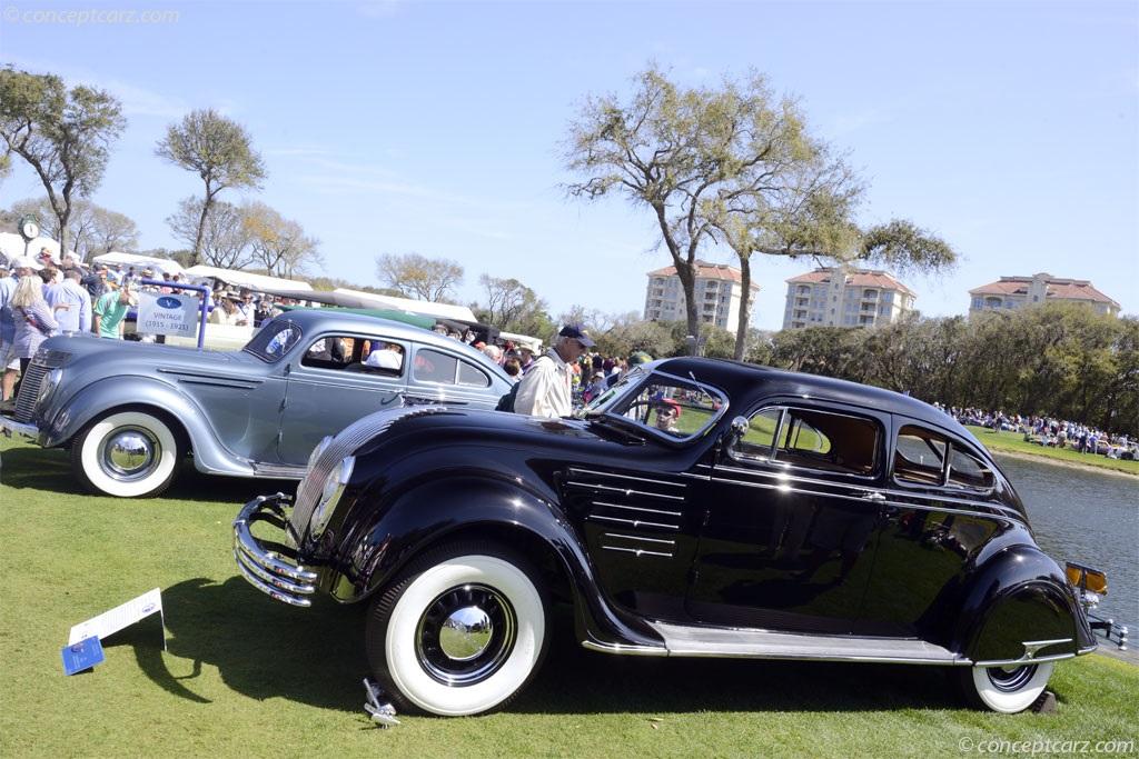 1934 Chrysler Imperial Airflow Series CV photos