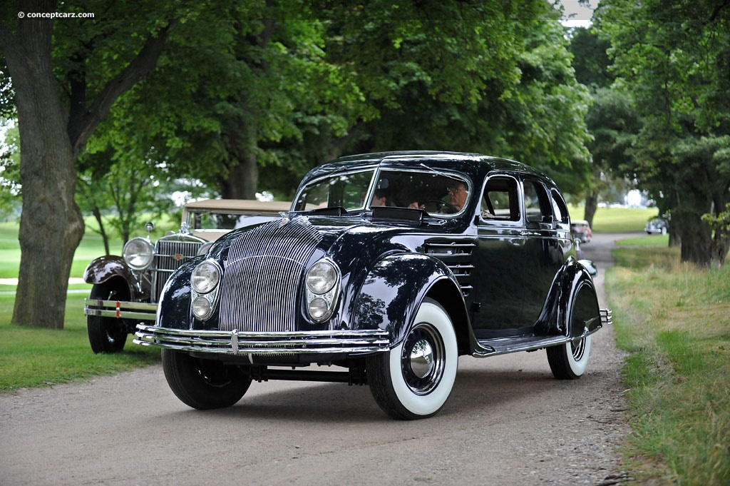 1934 Chrysler Airflow Series Cu Pictures History Value