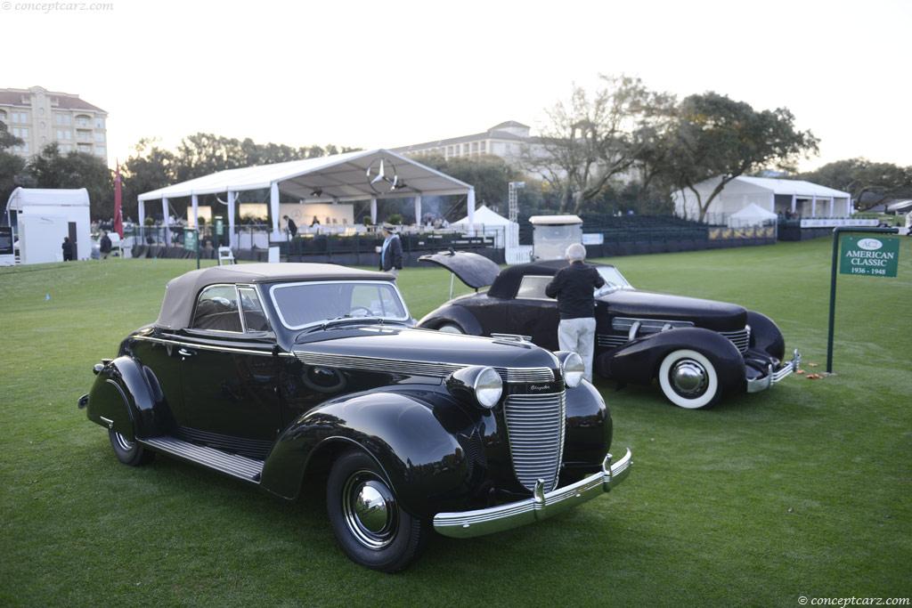1937 Chrysler Imperial for sale #1883362 - Hemmings Motor News  |1937 Chrysler Imperial