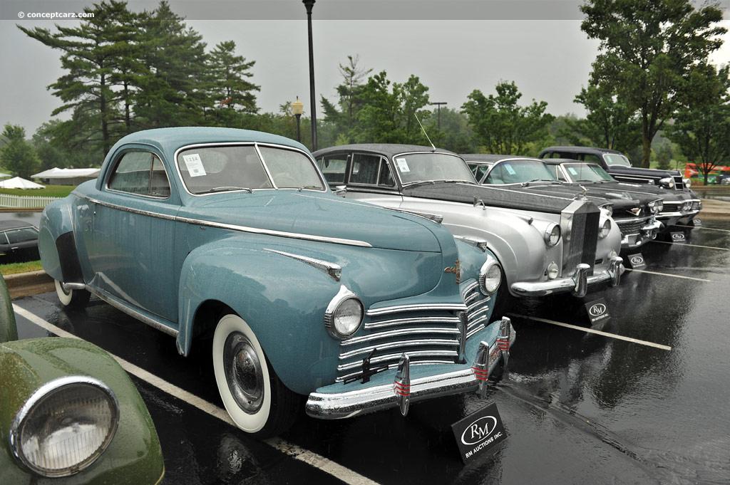 Newport Auto Sales >> 1941 Chrysler Royal - conceptcarz.com