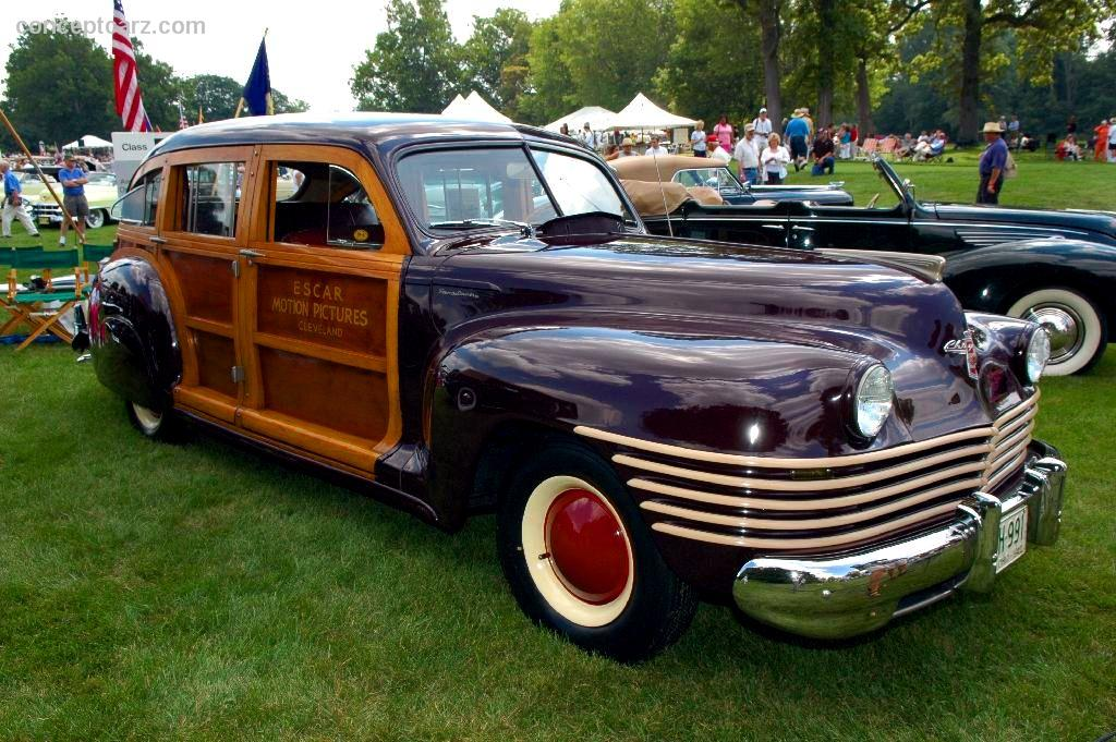 1942 Chrysler Windsor Town and Country - conceptcarz.com