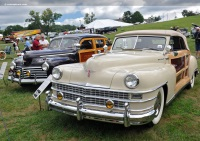 1946 Chrysler Town & Country image.