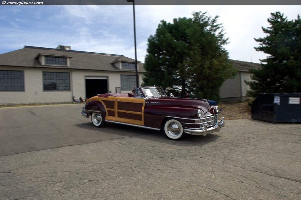 Auction Results And Data For 1946 Chrysler Town Amp Country