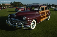 1941 Chrysler Town and Country image.