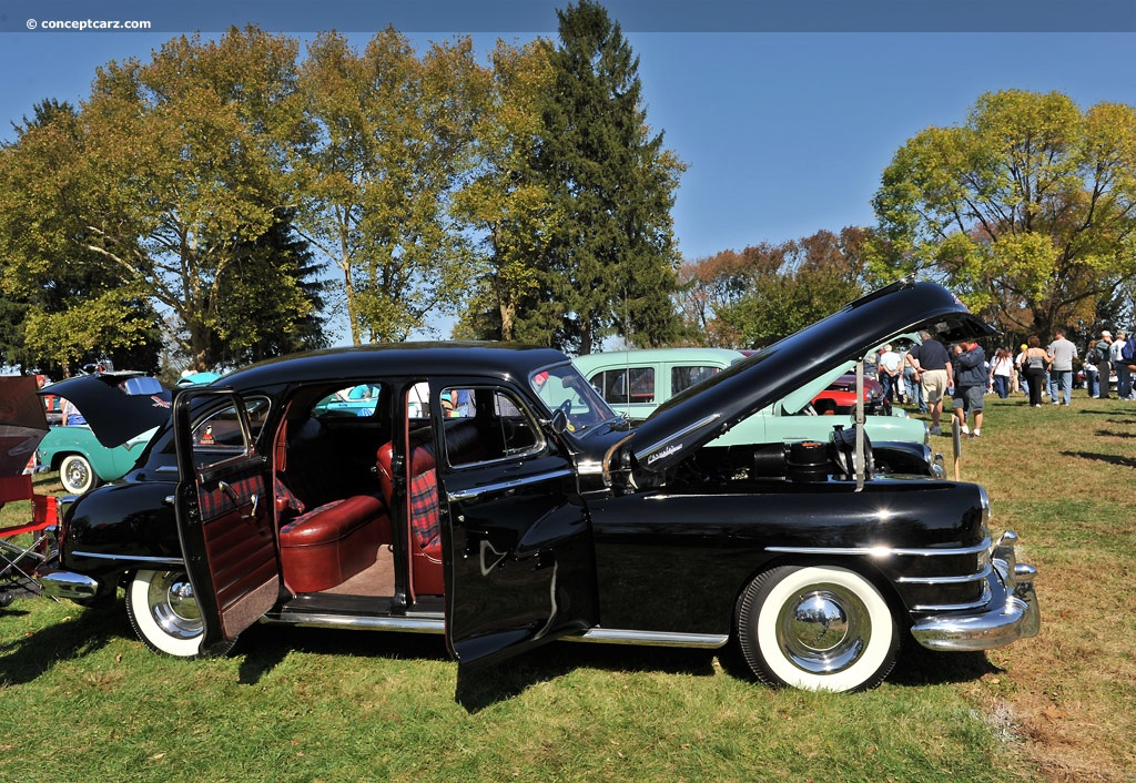 Auction Results And Data For 1948 Chrysler New Yorker