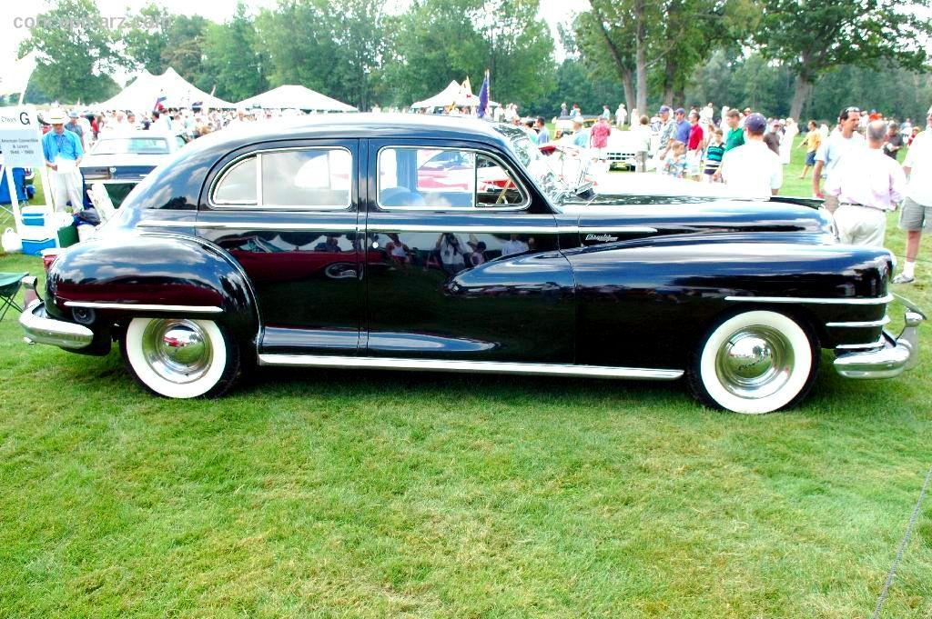 Auction Results And Data For 1948 Chrysler New Yorker Mecum Kansas City Conceptcarz Com