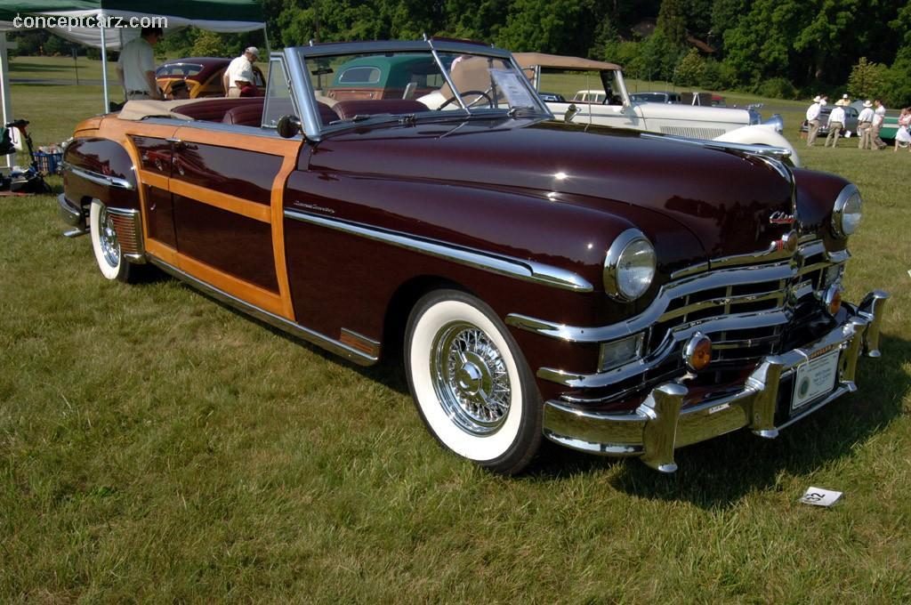 1949 Chrysler Town Amp Country Tnc Conceptcarz