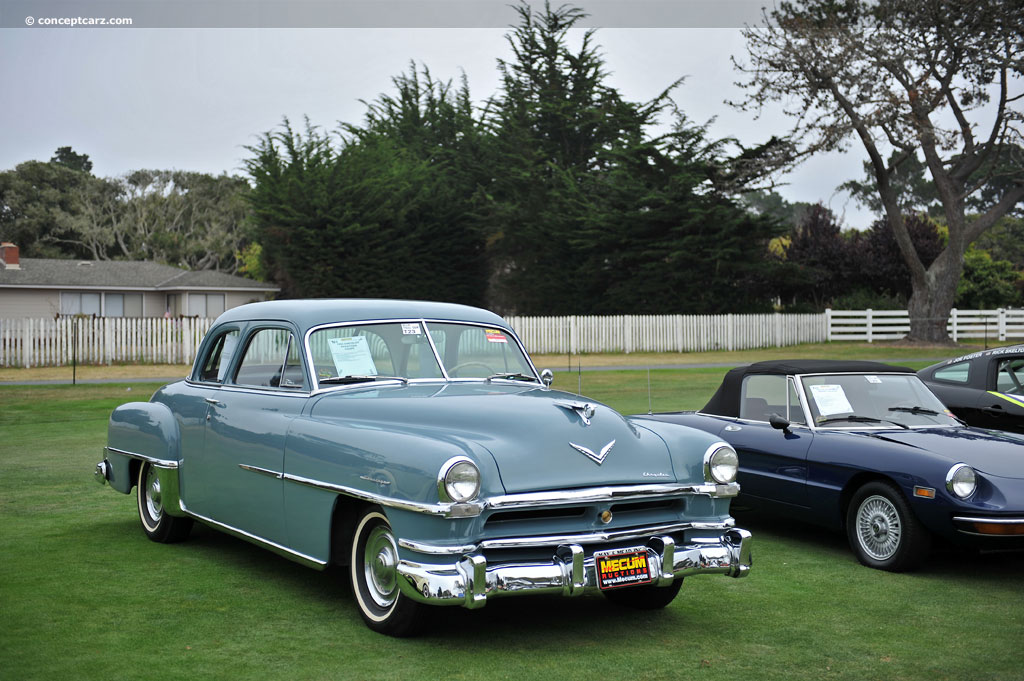 1952 Chrysler New Yorker Values | Hagerty Valuation Tool®