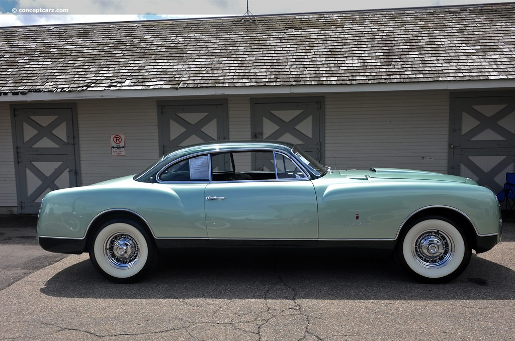 Auction Results And Data For 1953 Chrysler Gs 1 Ghia
