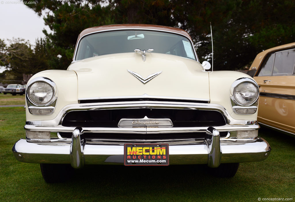 1954 Chrysler New Yorker Image  Chassis Number 76607330