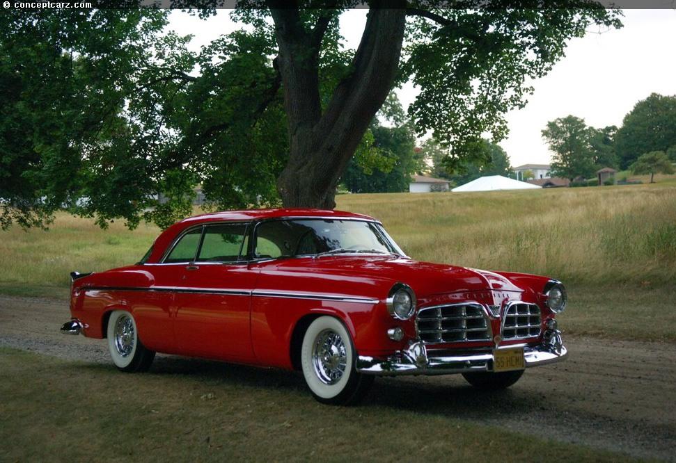 1955 Chrysler C300 Conceptcarz Com