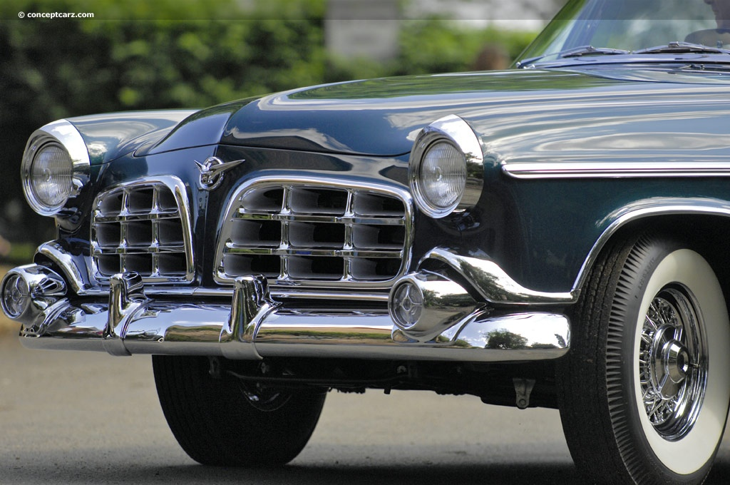 1955 Chrysler Imperial Prototype Image