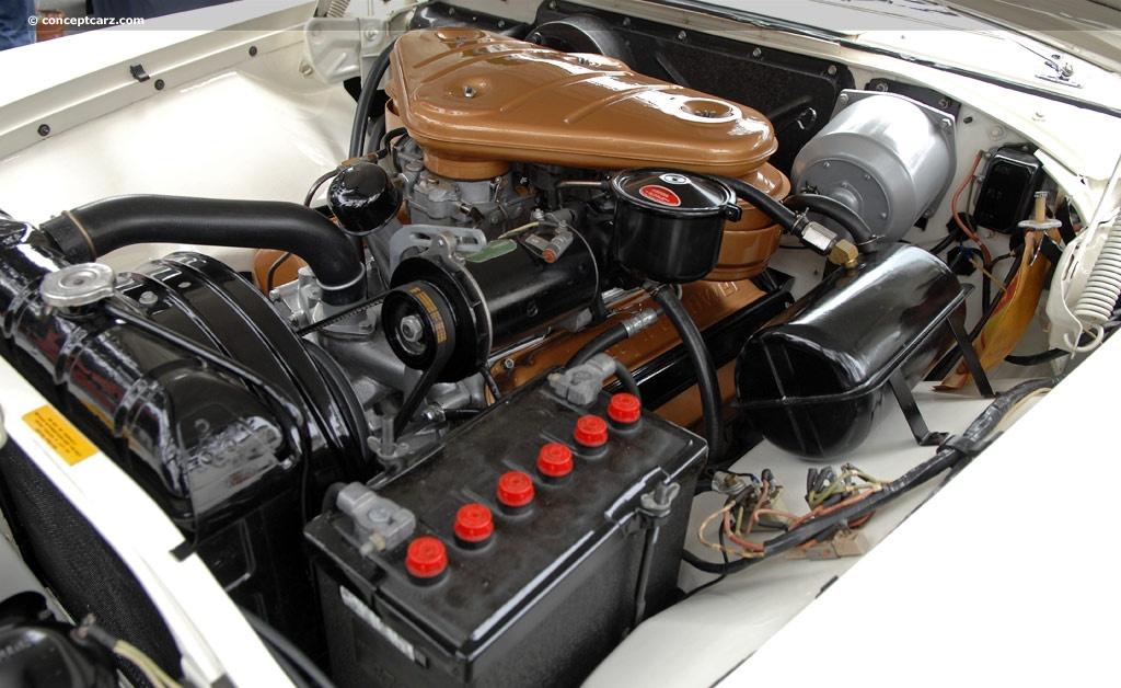 1956 Chrysler 300B thumbnail image