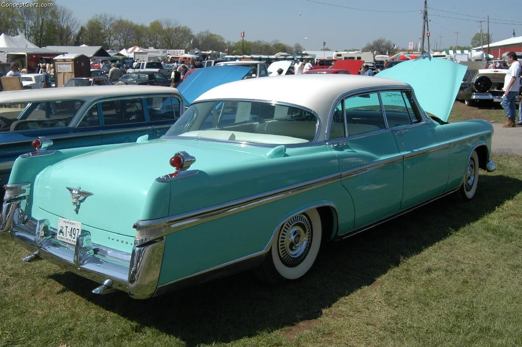 Auction Results And Data For 1956 Chrysler Imperial Conceptcarz Com