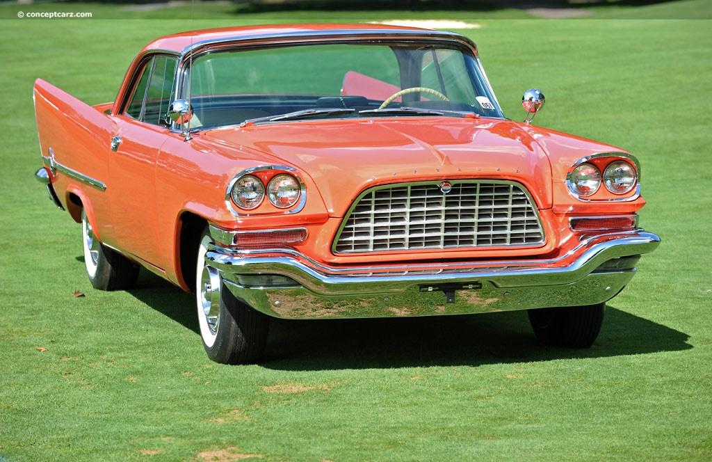 1957 Chrysler 300c Conceptcarz Com