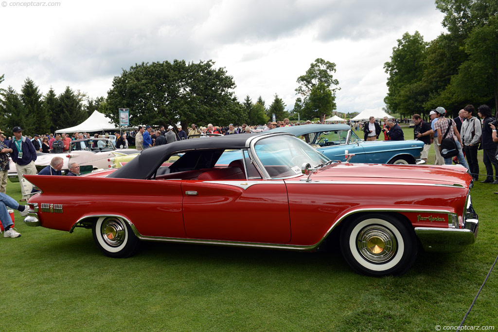 1961 Chrysler New Yorker Pictures, History, Value ...
