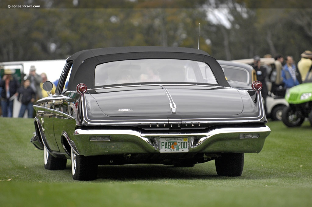 Auction Results And Data For 1962 Imperial Crown