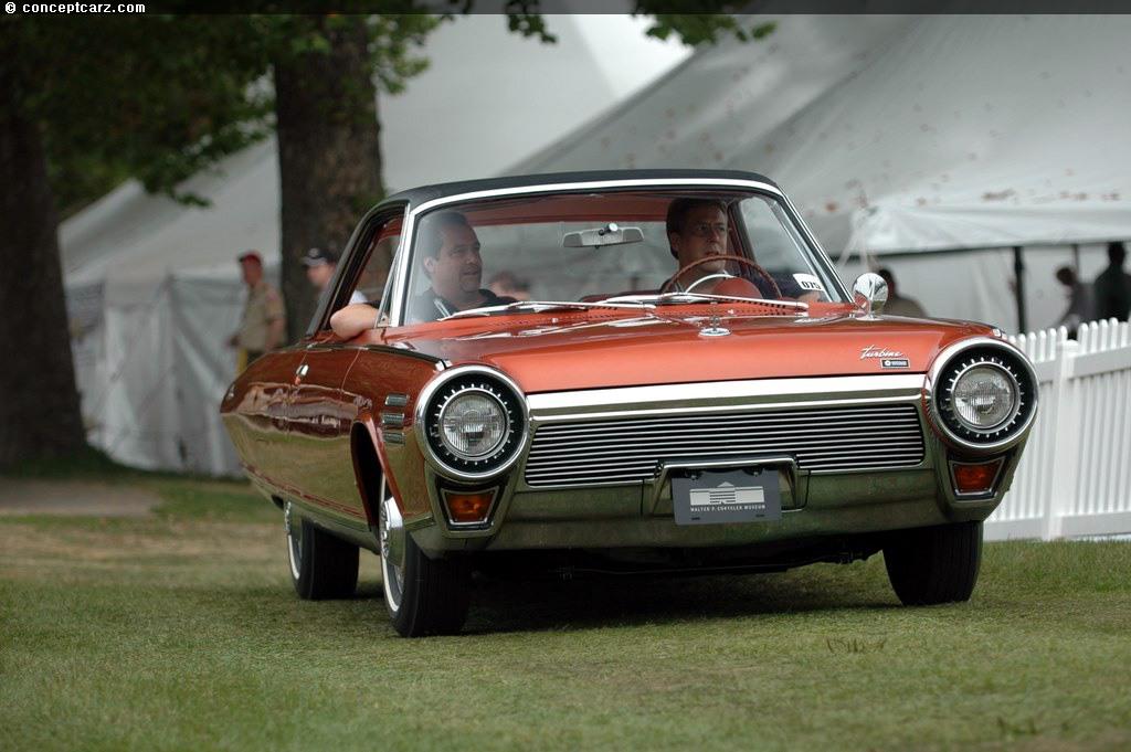 1963 Chrysler Turbine Conceptcarz Com