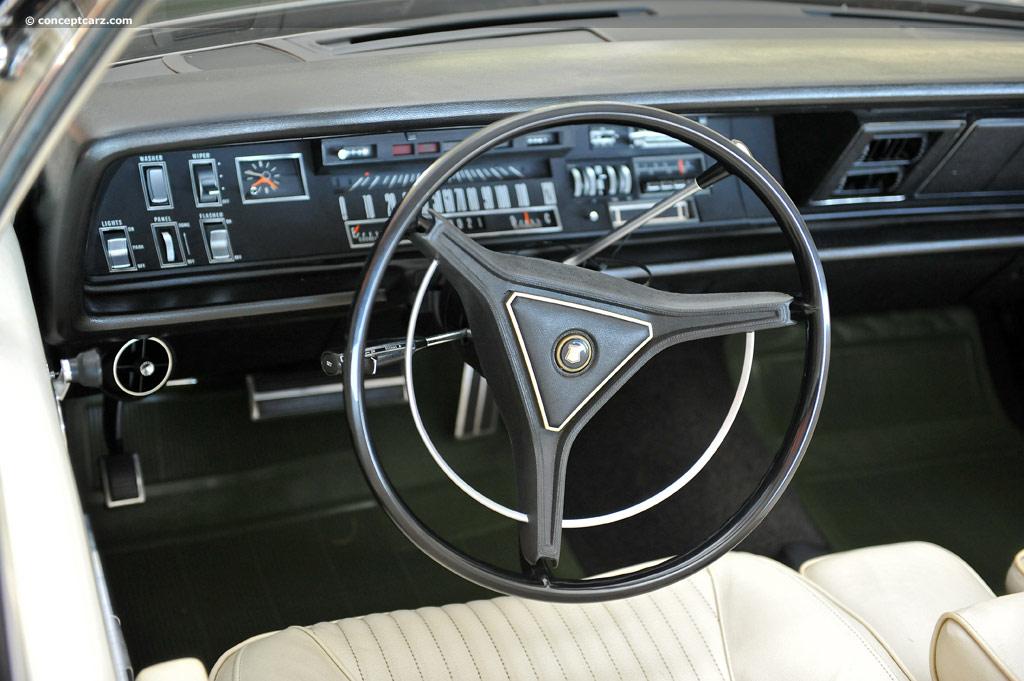 1970 Chrysler Newport Newport 440 Cordoba Newport