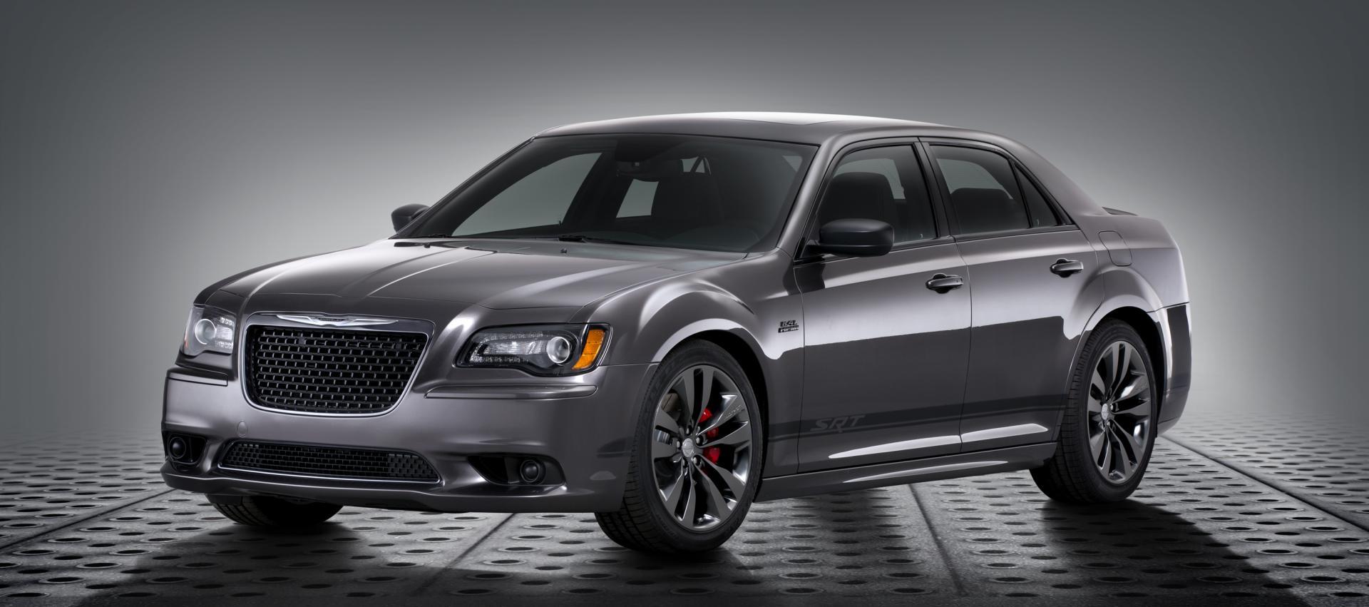 2014 Chrysler 300 Srt Satin Vapor Edition Conceptcarz Com