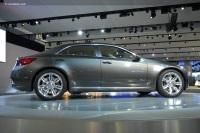 2009 Chrysler 200C EV Concept image.