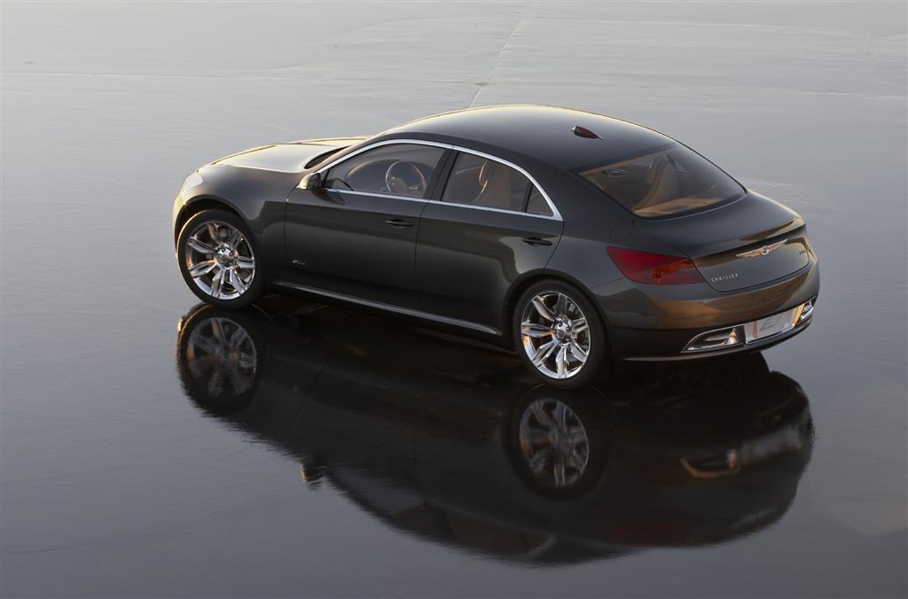 2009 Chrysler 200C EV Concept - conceptcarz.com