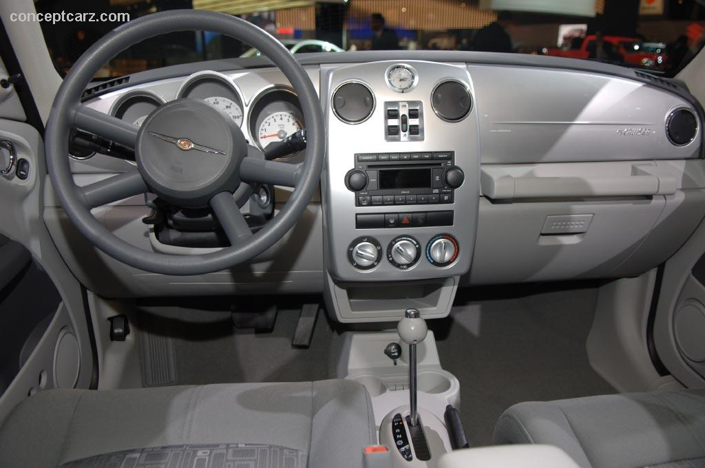 2008 chrysler pt cruiser silver 200 interior and. Black Bedroom Furniture Sets. Home Design Ideas