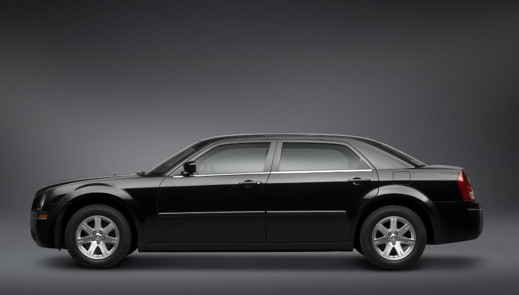 2008 Chrysler 300 3.5 Touring DUB Edition Sedan - YouTube