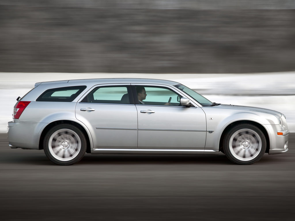 Auction results and data for 2006 Chrysler 300 C SRT8 Touring