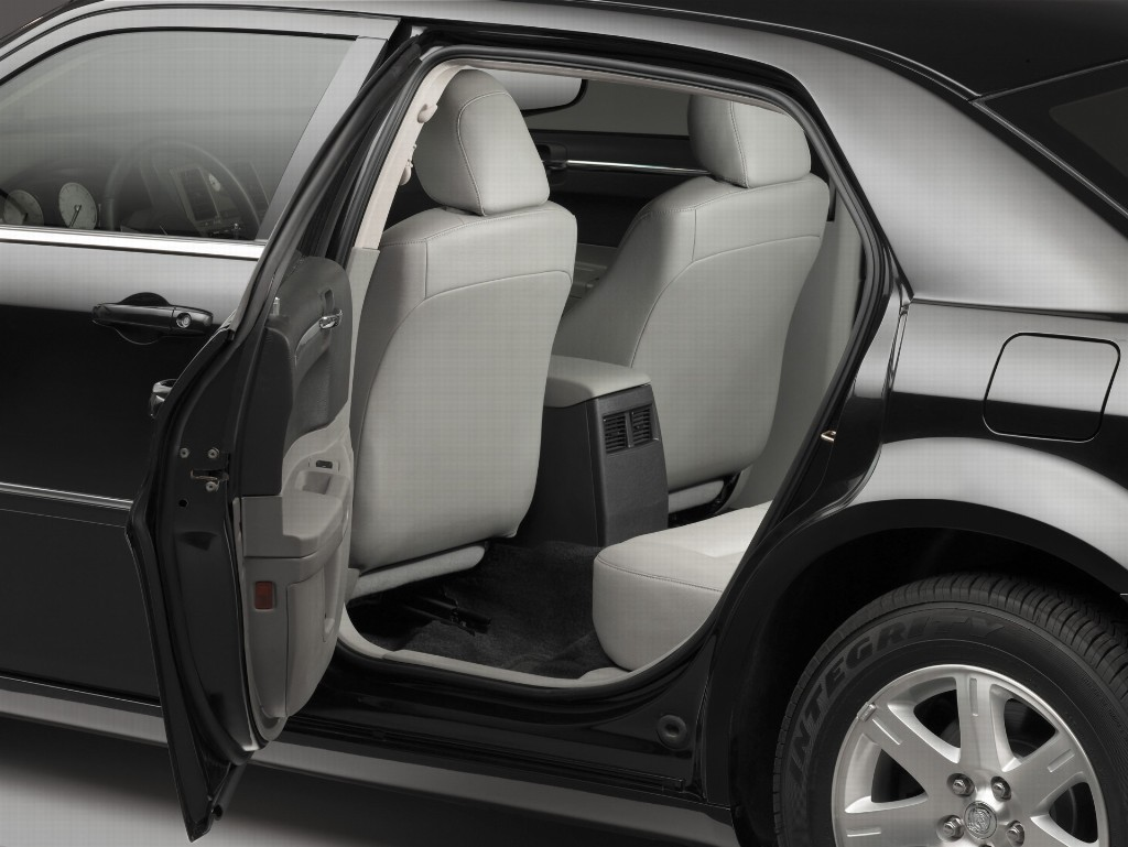 2007 Chrysler 300 Pictures History Value Research News