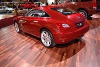 2007 Chrysler Crossfire image.
