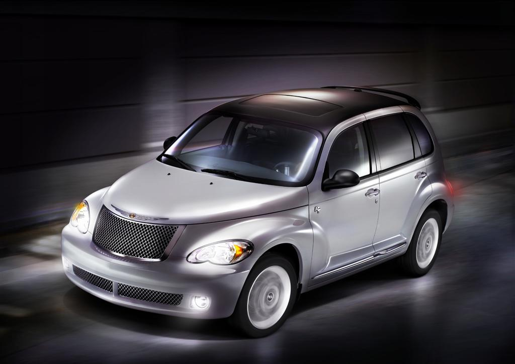 Pt Cruiser Race Car