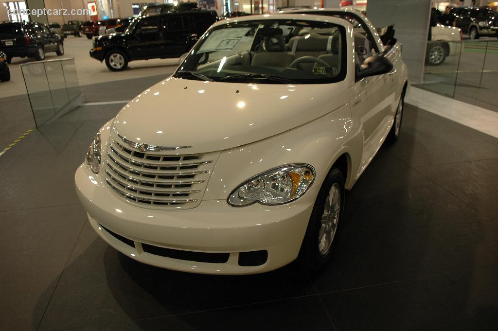 2006 chrysler pt cruiser images photo chrysler pt cruiser. Black Bedroom Furniture Sets. Home Design Ideas