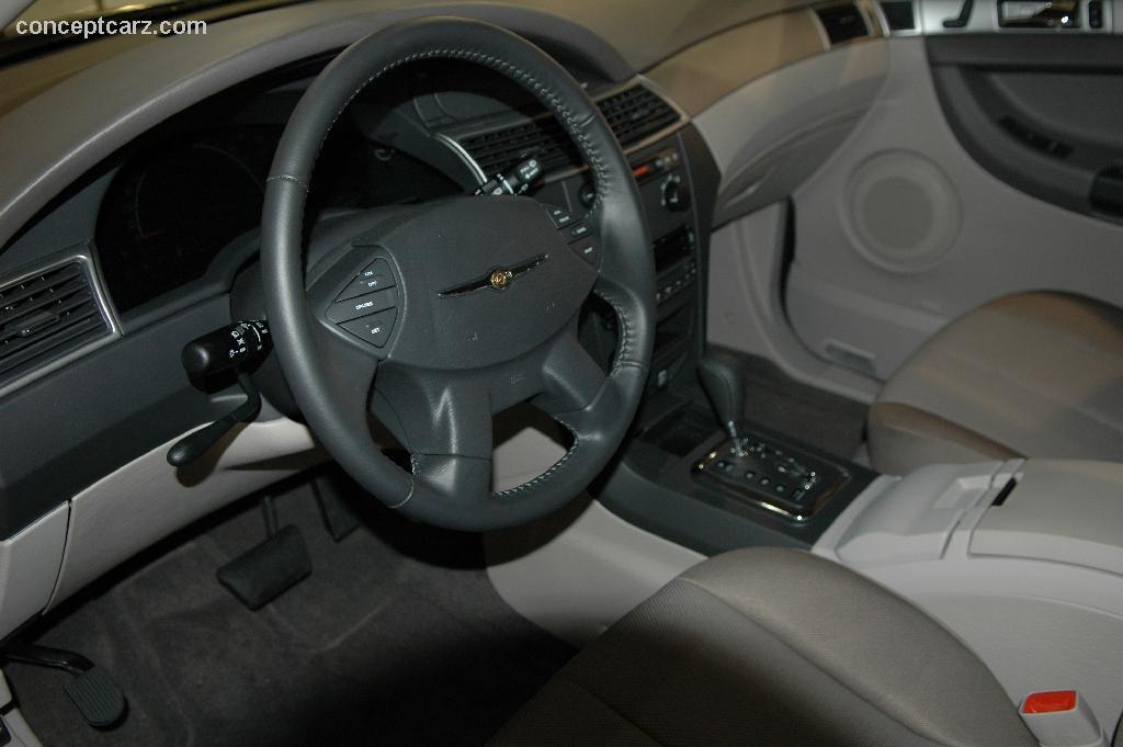 2007 Chrysler Pacifica thumbnail image
