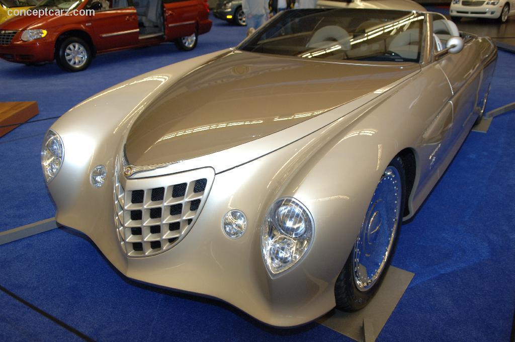 1997 Chrysler Phaeton Image