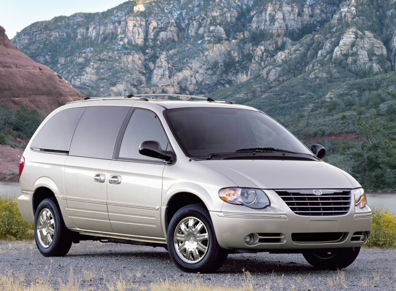2007 Chrysler Town And Country Images  Photo Chrysler