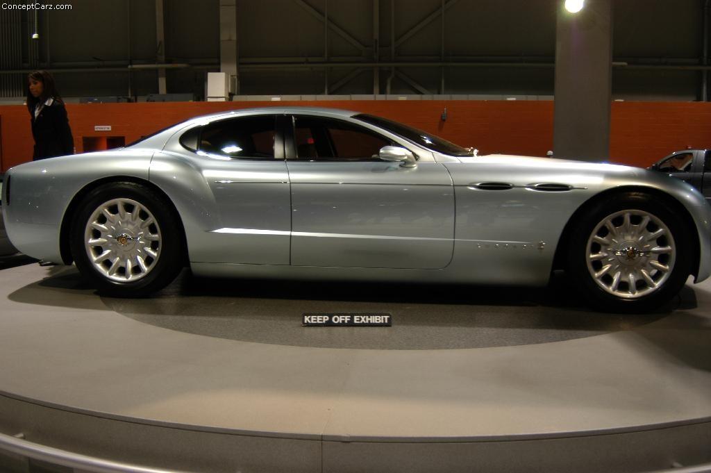 Z Rated Tires >> 1998 Chrysler Chronos Concept - conceptcarz.com