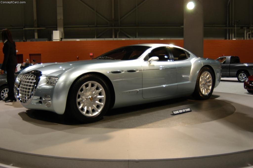 1998 Chrysler Chronos Concept Conceptcarz Com